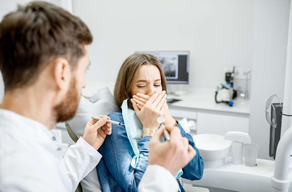 Dentofobia, czyli strach przed fotelem dentystycznym